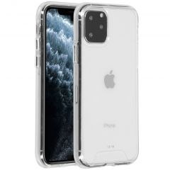 Accezz Xtreme Impact Backcover iPhone 11 Pro - Transparant