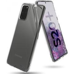 Ringke Air Backcover Samsung Galaxy S20 Plus - Transparant