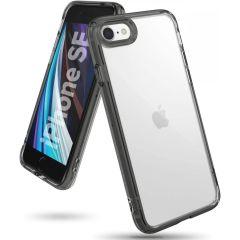Ringke Fusion Backcover iPhone SE (2020) / 8 / 7 - Smoke Black