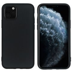 iMoshion Color Backcover iPhone 11 Pro - Zwart