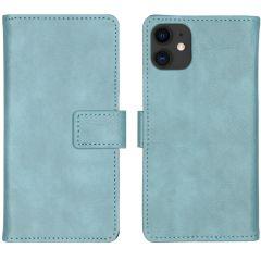 iMoshion Luxe Booktype iPhone 11 - Lichtblauw