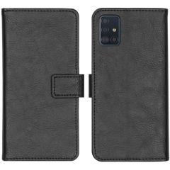 iMoshion Luxe Booktype Samsung Galaxy A51 - Zwart