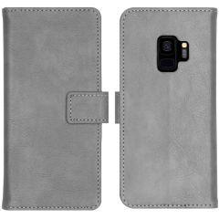 iMoshion Luxe Booktype Samsung Galaxy S9 - Grijs