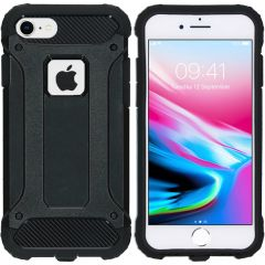iMoshion Rugged Xtreme Backcover iPhone 8 / 7 - Zwart