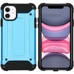 iMoshion Rugged Xtreme Backcover iPhone 11 - Lichtblauw