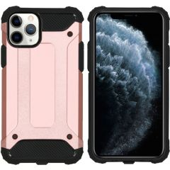 iMoshion Rugged Xtreme Backcover iPhone 11 Pro - Rosé Goud