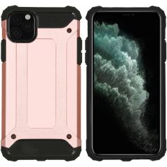 iMoshion Rugged Xtreme Backcover iPhone 11 Pro Max - Rosé Goud