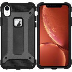 iMoshion Rugged Xtreme Backcover iPhone Xr - Zwart