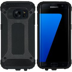 iMoshion Rugged Xtreme Backcover Samsung Galaxy S7 - Zwart