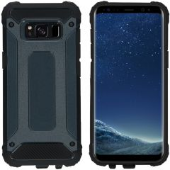 iMoshion Rugged Xtreme Backcover Samsung Galaxy S8 - Donkerblauw