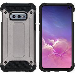 iMoshion Rugged Xtreme Backcover Samsung Galaxy S10e - Grijs
