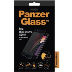 PanzerGlass Case Friendly Privacy Screenprotector SE (2020) / 8 /7/ 6(s)