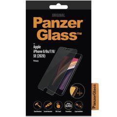 PanzerGlass Privacy Screenprotector iPhone SE (2020)