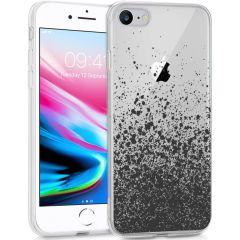 iMoshion Design hoesje iPhone SE (2020) / 8 / 7  / 6s - Spetters