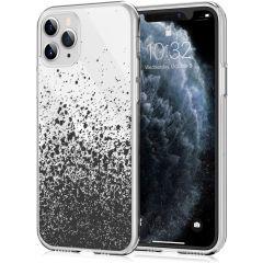iMoshion Design hoesje iPhone 11 Pro - Spetters - Zwart