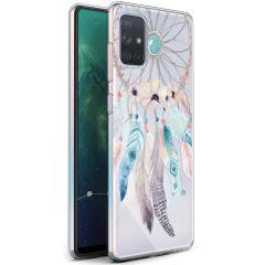 iMoshion Design hoesje Samsung Galaxy A71 - Dromenvanger