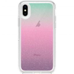 OtterBox Glitter Symmetry Backcover iPhone X / Xs
