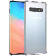 iMoshion Shockproof Case Samsung Galaxy S10 - Transparant