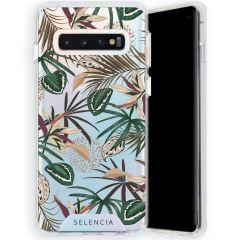 Selencia Zarya Fashion Extra Beschermende Backcover Galaxy S10