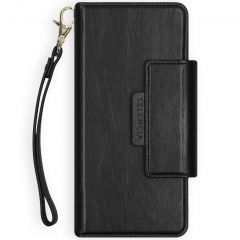 Selencia 2-in-1 Uitneembare Vegan Lederen Bookcase iPhone Xr - Zwart