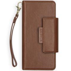 Selencia 2-in-1 Uitneembare Vegan Lederen Bookcase iPhone Xs / X
