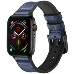 iMoshion Echt lederen bandje Apple Watch Series 1 t/m 6 / SE -38/40mm