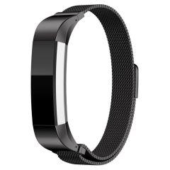 iMoshion Milanees Watch bandje Fitbit Alta (HR) - Zwart