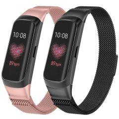 iMoshion Milanees Watch bandje Multipack Samsung Galaxy Fit