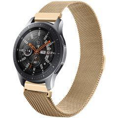 iMoshion Milanees bandje Watch 46/Gear S3 Frontier/Classic/Watch 3 45