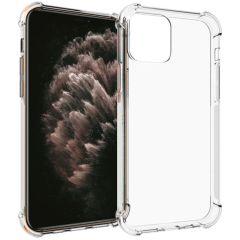 iMoshion Shockproof Case iPhone 12 (Pro) - Transparant