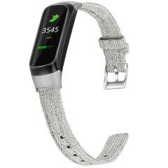 iMoshion Nylon bandje Samsung Galaxy Fit - Grijs