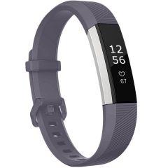 iMoshion Siliconen bandje Fitbit Alta (HR) - Grijs