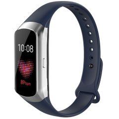 iMoshion Siliconen bandje Samsung Galaxy Fit - Donkerblauw