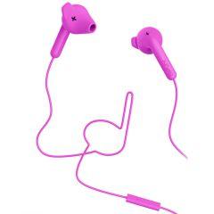 DeFunc Go Hybrid Earphones - Roze