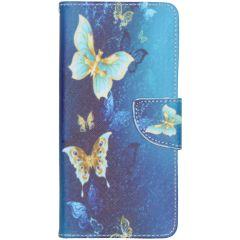 Design Softcase Booktype Samsung Galaxy A51