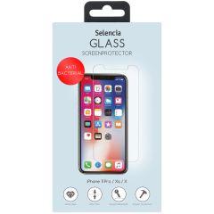 Selencia Gehard Glas Anti-Bacteriële Protector iPhone 11 Pro / Xs / X