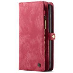 CaseMe Luxe Lederen 2 in 1 Portemonnee Booktype Galaxy S10 Plus