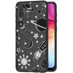 Design Backcover Samsung Galaxy A50 / A30s - Space Design