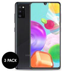 iMoshion Screenprotector Folie 3 pack Samsung Galaxy A41