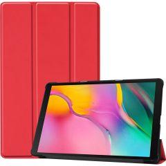 iMoshion Trifold Bookcase Galaxy Tab A 10.1 (2019) - Rood