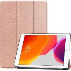 iMoshion Trifold Bookcase iPad 10.2 (2019 / 2020) - Rosé Goud