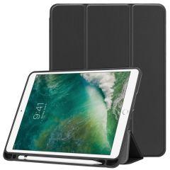 iMoshion Trifold Bookcase iPad (2018) / (2017) / Air 2 / Air - Zwart