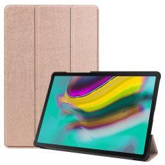 iMoshion Trifold Bookcase Samsung Galaxy Tab S5e - Rosé Goud