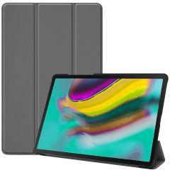 iMoshion Trifold Bookcase Samsung Galaxy Tab S5e - Grijs