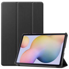 iMoshion Trifold Bookcase Samsung Galaxy Tab S7 - Zwart