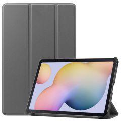 iMoshion Trifold Bookcase Samsung Galaxy Tab S7 - Grijs