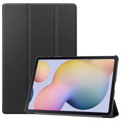 iMoshion Trifold Bookcase Samsung Galaxy Tab S7 Plus - Zwart