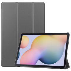 iMoshion Trifold Bookcase Samsung Galaxy Tab S7 Plus - Grijs