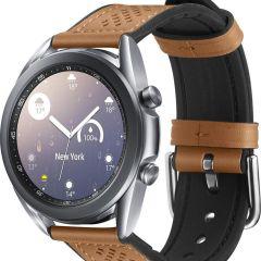 Spigen Retro Fit band Samsung Galaxy Watch Active 2 44 mm - Bruin