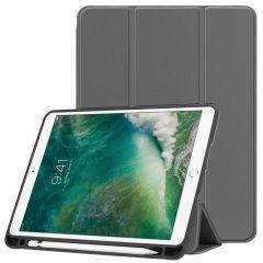 iMoshion Trifold Bookcase iPad (2018) / (2017) / Air 2 / Air - Grijs